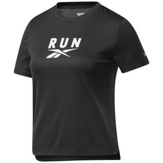 Camiseta feminina Reebok Speedwick Workout Ready Run