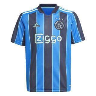 Camisola para crianças Ajax Amsterdam extérieur 2021/22