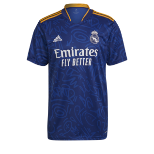Camisola para o exterior Real Madrid 2021/22