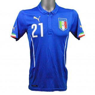 Home jersey Italie 2014/2016 Pirlo
