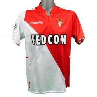 Home jersey AS Monaco 2013/2014 Carvalho