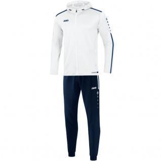 Fato de treino para desporto Jako polyester à capuche Striker 2.0