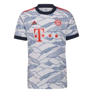 fc terceira camisa Bayern Munich 2021/22