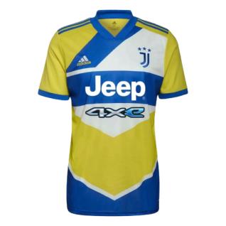 Terceira camisola Juventus 2021/22