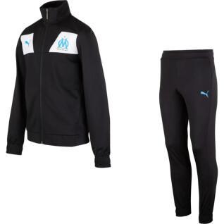 Fato de banho para bebé Olympique de Marseille Training Poly Suit