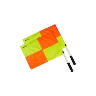 Conjunto de bandeiras dos árbitros Pure2Improve