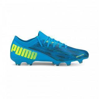 Botas de futebol ultra 3.2 fg/ag para crianças Puma