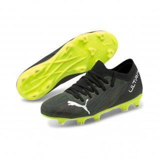 Sapatos de criança Puma Ultra 3 2 FG/AG
