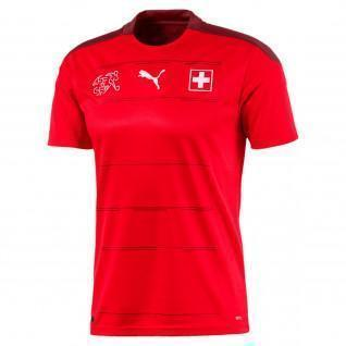 Home jersey Suisse 2020