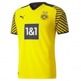 Camisola para crianças Borussia Dortmund 2021/22