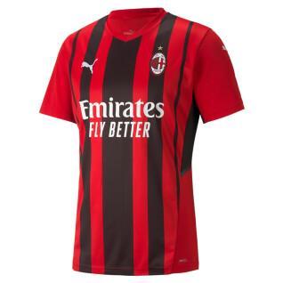Camisola para crianças Milan AC 2021/22