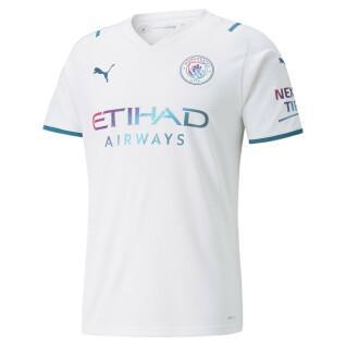 Camisola para o exterior Manchester City 2021/22