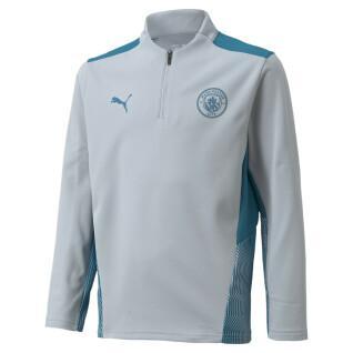 Formação em camisola para crianças Manchester City 2021/22