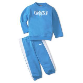 Fato de treino para bebés OM Football Core